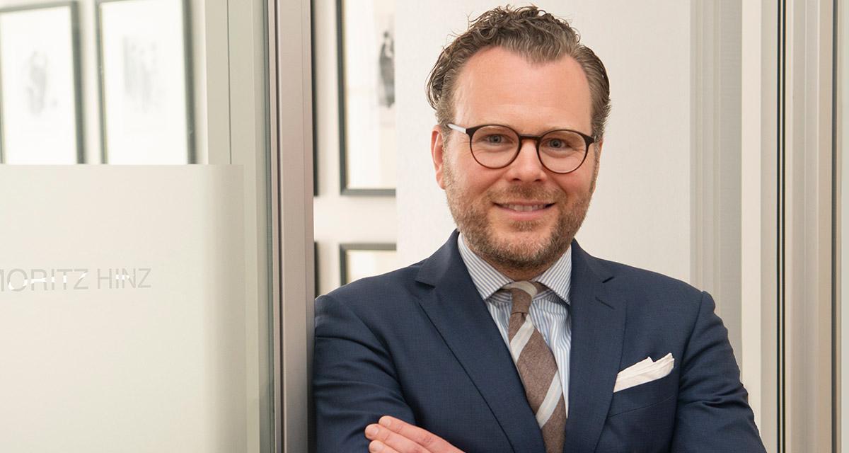 Rechtsanwalt Dr. Moritz Hinz